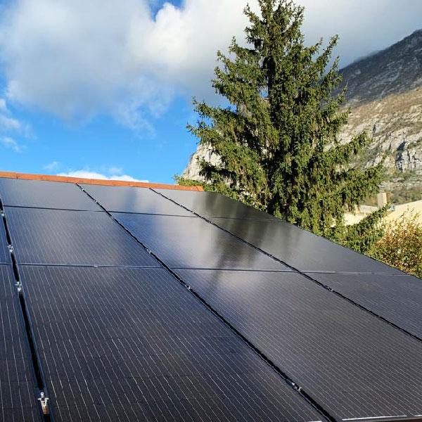 Aérovoltaïque